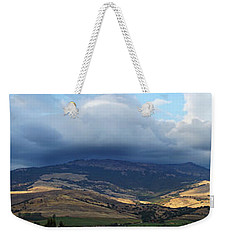 The Hills Of Ashland Weekender Tote Bag