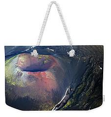 The Hole Weekender Tote Bag by Gunnar Orn Arnason