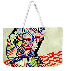 The Holy Family Weekender Tote Bag