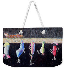 The Hookers Of Belview Lake Weekender Tote Bag