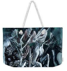The Horned King Weekender Tote Bag