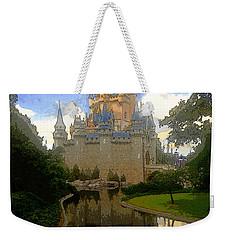 The House Of Cinderella Weekender Tote Bag by David Lee Thompson