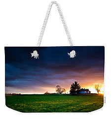 The House Of The Rising Sun Weekender Tote Bag by Eti Reid