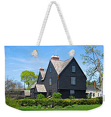 The House Of The Seven Gables Weekender Tote Bag