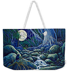 The Hunt For The Wolfman Weekender Tote Bag