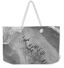 The Hunters Hunted Weekender Tote Bag