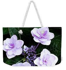 The Hydrangea  Weekender Tote Bag
