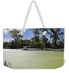 The Indiana Wetlands Weekender Tote Bag