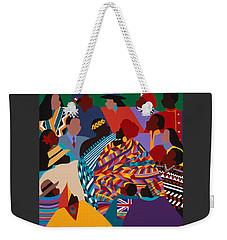 The International Decade Weekender Tote Bag