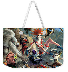 The Invincibles Weekender Tote Bag