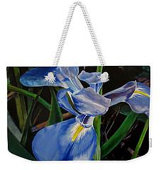 The Iris Weekender Tote Bag
