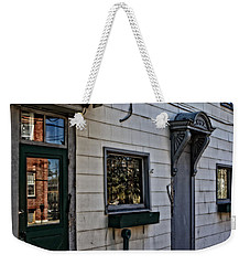 The Iron Horse Bar Weekender Tote Bag by Mike Martin