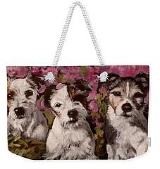 The Jacks Weekender Tote Bag