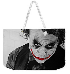 The Joker Weekender Tote Bag by Robert Bateman