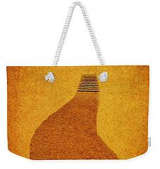The Journey Weekender Tote Bag by Carol F Austin