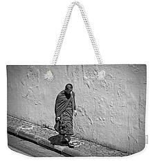 Weekender Tote Bag featuring the photograph The Journey  by Lucinda Walter