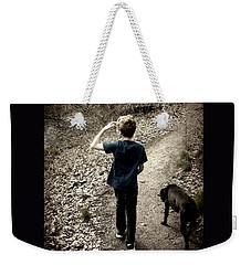 The Journey Together Weekender Tote Bag