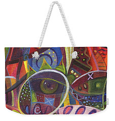 The Joy Of Design X Weekender Tote Bag