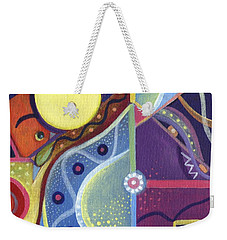 The Joy Of Design Xl Weekender Tote Bag
