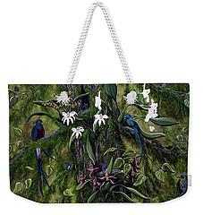 The Jungle Of Guatemala Weekender Tote Bag