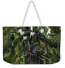 The Jungle Of Guatemala Weekender Tote Bag