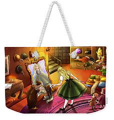 The Kakuna Haberdashery Weekender Tote Bag