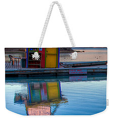 The Kayak Shack Morro Bay Weekender Tote Bag