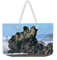 The Kissing Rocks Weekender Tote Bag