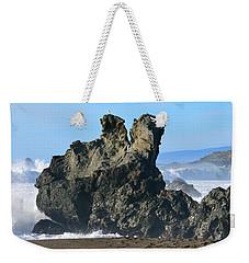 The Kissing Rocks Weekender Tote Bag