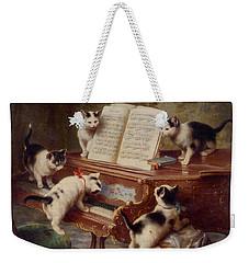 The Kittens Recital Weekender Tote Bag