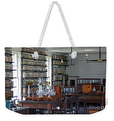 The Laboratory Weekender Tote Bag