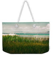 The Lake - Digital Oil Weekender Tote Bag