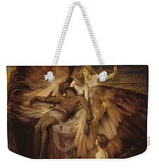 The Lament For Icarus Weekender Tote Bag