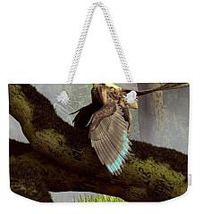 The Last Dinosaur Weekender Tote Bag