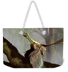 The Last Dinosaur Weekender Tote Bag