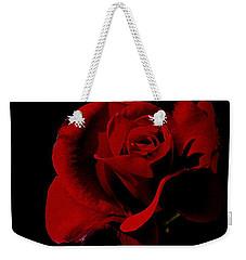 The Last Rose Of  Summer... Weekender Tote Bag