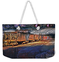 The Last Shipment Weekender Tote Bag