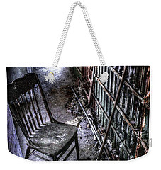 The Last Visitor Weekender Tote Bag