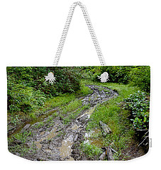 The Ledge Point Trail Weekender Tote Bag by Roxy Hurtubise
