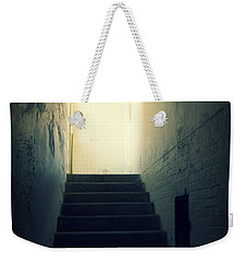 The Light At The Top Of The Stairs Weekender Tote Bag