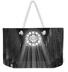 The Light - Ireland Weekender Tote Bag