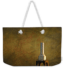 The Lighthouse - Port Washington Weekender Tote Bag