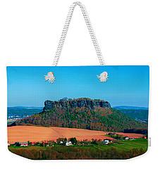 The Lilienstein Weekender Tote Bag