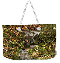 The Little Brook That Could Weekender Tote Bag