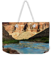 The Little Colorado  Weekender Tote Bag