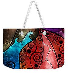 The Little Mermaid Weekender Tote Bag