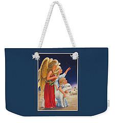 The Little Shepherd Boy Weekender Tote Bag