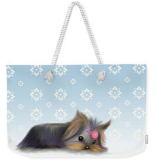 The Little Thinker  Weekender Tote Bag