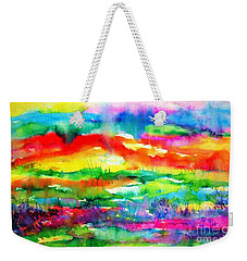 The Living Desert Weekender Tote Bag