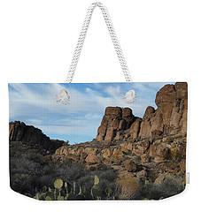 The Living Desert Of Arizona Weekender Tote Bag